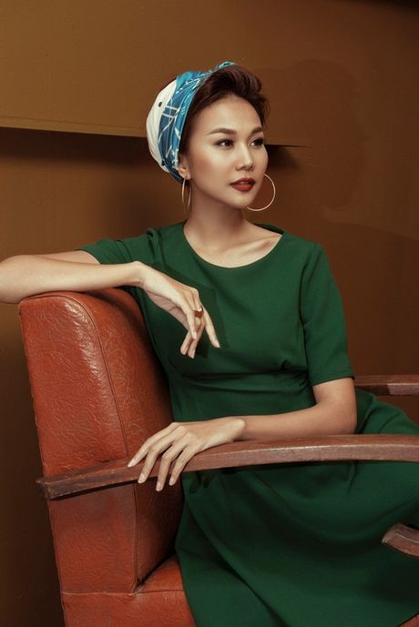 Thanh Hang goi y 6 kieu phoi khan voi do thu - Anh 8