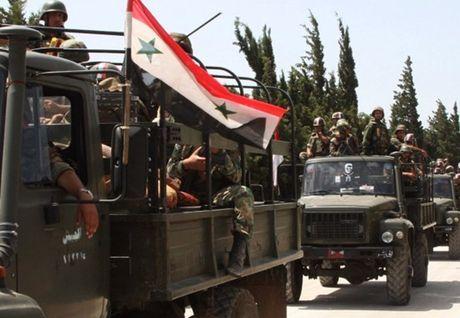 Tinh hinh Syria 18/10: Riyadh 'bom' vu khi cho phe doi lap on hoa o Aleppo - Anh 2