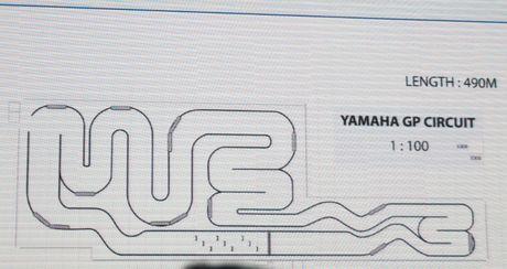 Yamaha cong bo giai dua rieng tai Viet Nam, co He dua xe tay ga - Anh 2