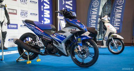 Yamaha cong bo giai dua rieng tai Viet Nam, co He dua xe tay ga - Anh 3