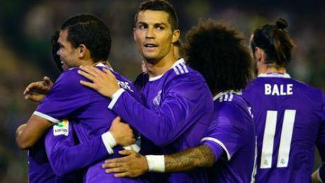 Real Madrid - Legia: Cuoc di san chua ket thuc - Anh 1