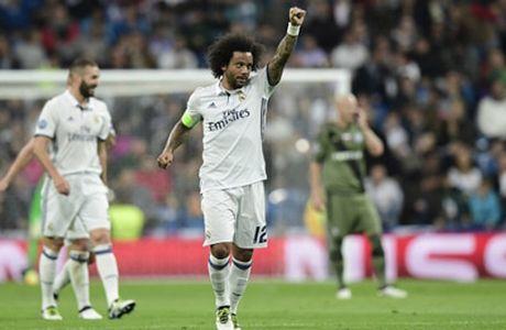 Chi tiet Real Madrid - Legia: Khong may cho Ronaldo (KT) - Anh 4