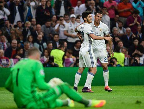Chi tiet Real Madrid - Legia: Khong may cho Ronaldo (KT) - Anh 6