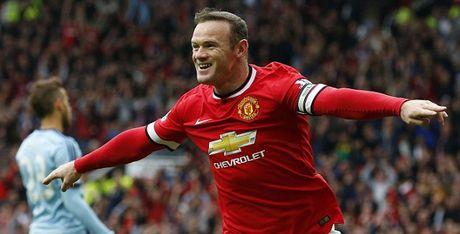 Rooney - huyen thoai khong the lang quen - Anh 1
