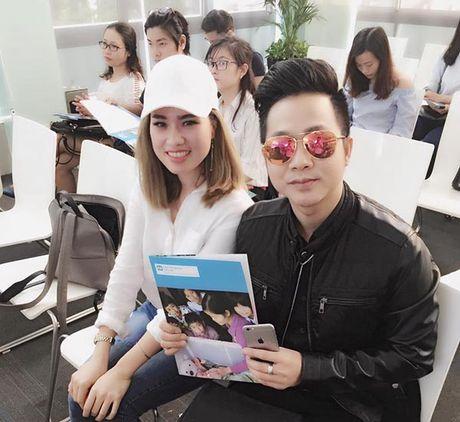 Danh tinh ban gai doanh nhan moi lo dien cua Quach Tuan Du - Anh 5