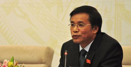 TTK Quoc hoi: 'Khoan xe cong nhu Bo Tai chinh chua hieu qua lam' - Anh 1