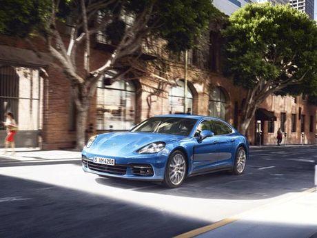 Sieu xe the thao Porsche mang gi toi VIMS 2016 - Anh 8