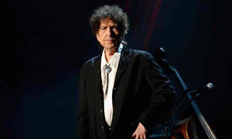 Bob Dylan khong muon nhan giai Nobel? - Anh 1