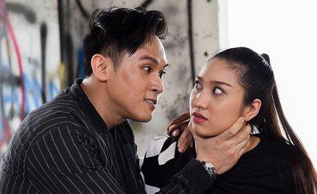 Cao Thai Ha tu tin dong vai gai goi trong 'Tinh thu hai mat' - Anh 2