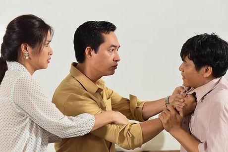Cao Thai Ha tu tin dong vai gai goi trong 'Tinh thu hai mat' - Anh 3
