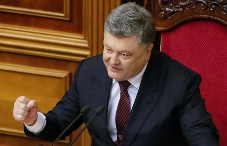 Ukraine cong bo mo rong lenh trung phat nham vao Nga - Anh 1