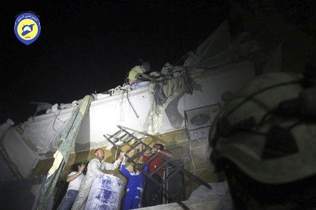 Khong kich o Aleppo lam 36 nguoi chet - Anh 1