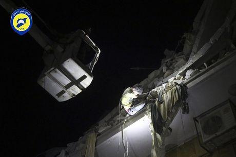 Khong kich o Aleppo lam 36 nguoi chet - Anh 2