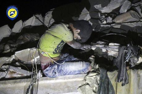 Khong kich o Aleppo lam 36 nguoi chet - Anh 3