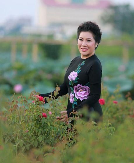 Doanh nhan Le Hoai Anh: 'Cha tung noi voi me, con gai minh kho nhu la Thuy Kieu' - Anh 2