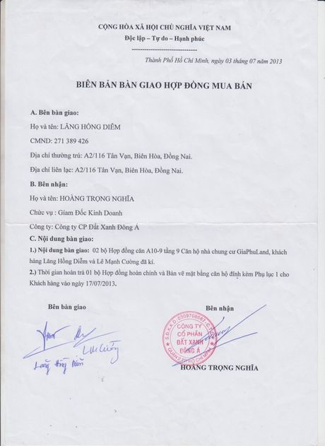 Canh bao nan kinh doanh BDS bat nhao vao mua 'sot' - Anh 2