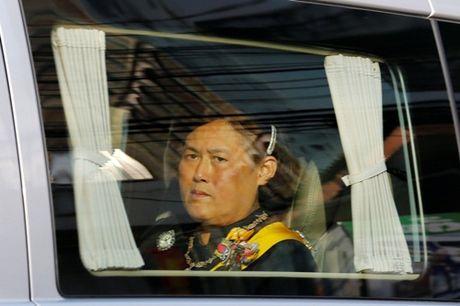 Cong chua Thai Lan chi dao xay nha hoa tang cho vua - Anh 1
