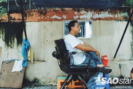 Gap nguoi dan ong 23 nam cat toc via he: 'Nguoi Sai Gon van don gian vay thoi!' - Anh 13