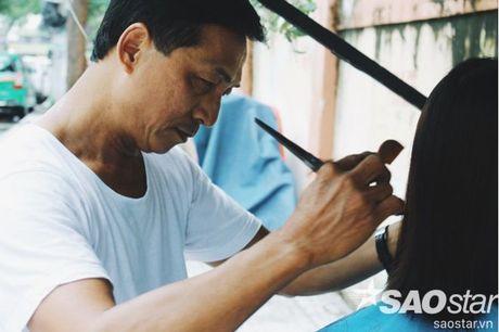 Gap nguoi dan ong 23 nam cat toc via he: 'Nguoi Sai Gon van don gian vay thoi!' - Anh 5