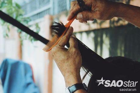 Gap nguoi dan ong 23 nam cat toc via he: 'Nguoi Sai Gon van don gian vay thoi!' - Anh 6