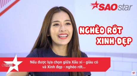 Clip: Chi Pu se phan ung ra sao khi bi fan cuong theo ve tan nha…? - Anh 3