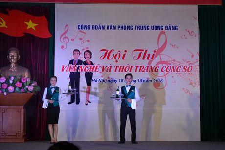 CD Van phong Trung uong Dang: To chuc Hoi thi 'Van nghe va thoi trang cong so' - Anh 2