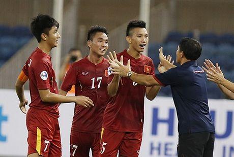 U19 Viet Nam co bao nhieu co hoi vao tu ket? - Anh 1