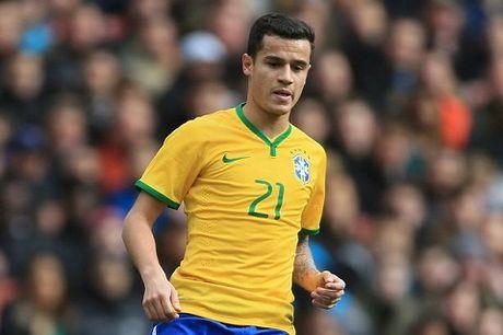 Ronaldo muon Real mua Coutinho - Anh 2