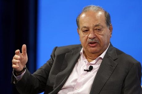 Gap go muc tieu moi cua ong Donald Trump: Ti phu Mexico Carlos Slim - Anh 1