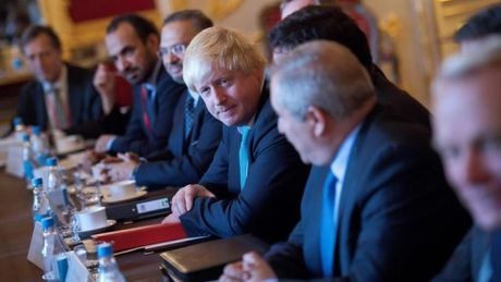 Nga: 'Cuoc chien' co lap tu EU ve Syria - Anh 1