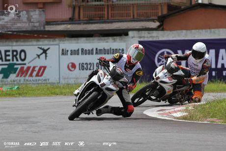 Lan dau tien co Giai dua xe Yamaha GP hon 100 phan khoi tai Viet Nam - Anh 2