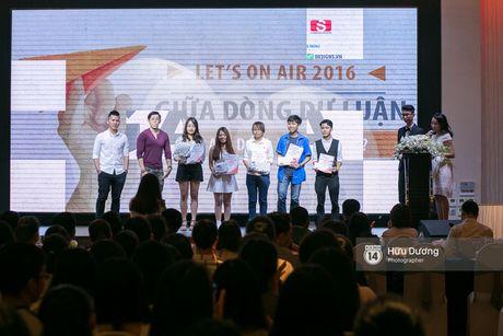 Let's On Air - san choi day thu thach giup cac ban nhan ra gia tri tu dong du luan - Anh 11