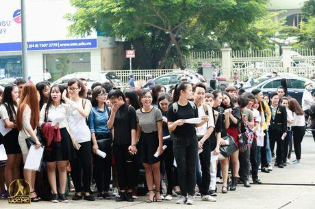 Chung Huyen Thanh ho tong ban trai hot boy di casting show am nhac - Anh 10