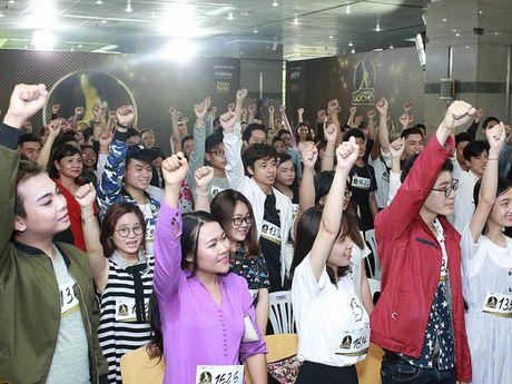 Chung Huyen Thanh ho tong ban trai hot boy di casting show am nhac - Anh 11