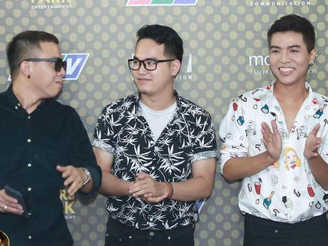 Chung Huyen Thanh ho tong ban trai hot boy di casting show am nhac - Anh 12