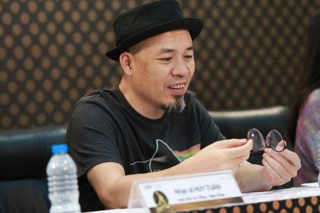 Chung Huyen Thanh ho tong ban trai hot boy di casting show am nhac - Anh 13