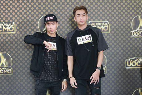 Chung Huyen Thanh ho tong ban trai hot boy di casting show am nhac - Anh 17