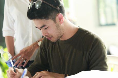 Chung Huyen Thanh ho tong ban trai hot boy di casting show am nhac - Anh 6