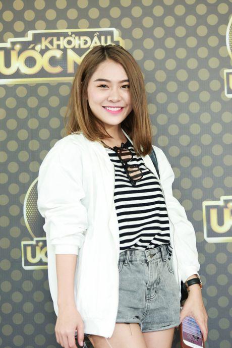 Chung Huyen Thanh ho tong ban trai hot boy di casting show am nhac - Anh 8