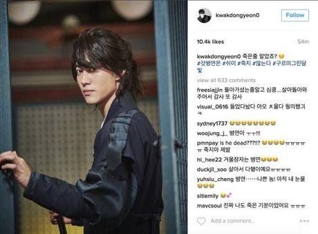 Moonlight: 'Kim huynh' suyt 'di ban muoi' da vut day hoi sinh tren Instagram - Anh 3