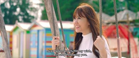 Ma nu Hari Won mat dam dia mau, doa Ngo Kien Huy xiu tai cho - Anh 4