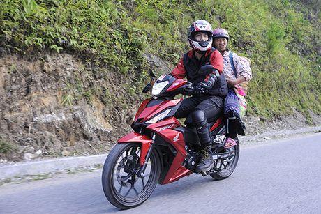 Xem Honda Winner 150 chinh phuc cuc Tay - Anh 5