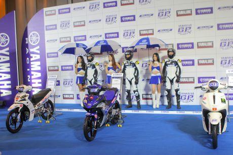 Yamaha Viet Nam to chuc giai dua Exciter dau tien - Anh 1