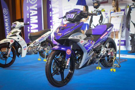 Yamaha Viet Nam to chuc giai dua Exciter dau tien - Anh 2