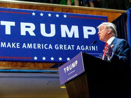 Donald Trump co thuc su muon lam tong thong My? - Anh 1