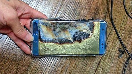 Nhieu hang hang khong tu choi van chuyen Galaxy Note 7 - Anh 1