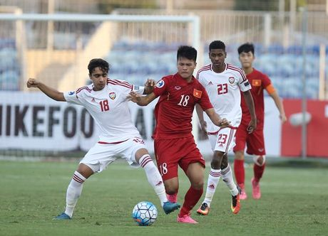 U19 Iraq thang to, U19 Viet Nam mat ngoi dau - Anh 1