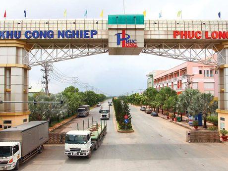 Dau tu vao Khu cong nghiep Phuc Long: Thanh cong trong tam tay - Anh 1