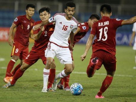 U19 Viet Nam hoa qua cam, HLV Hoang Anh Tuan van khong hai long - Anh 1