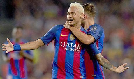 CAP NHAT tin sang 18/10: Liverpool chia diem voi Man United. Neymar chuan bi gia han voi Barcelona - Anh 1